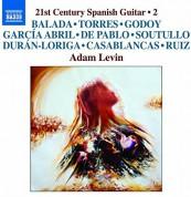 Adam Levin - 21st Century Spanish Guitar Vol.2 - CD