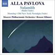 Çeşitli Sanatçılar: Pavlova: Monolog - The Old New York Nostalgia - Sulamith Suite - CD