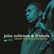 John Coltrane & Friends - Sideman: Trane's Blue Note Sessions [3 CD] - CD