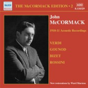 Mccormack, John: Mccormack Edition, Vol. 2: The Acoustic Recordings (1910-1911) - CD
