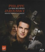 Philippe Jaroussky - La Voix Des Réves / Greatest Moments In Concert - BluRay