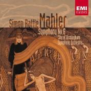City of Birmingham Symphony Orchestra, Sir Simon Rattle: Mahler: Symphony No.6 - CD