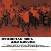 Çeşitli Sanatçılar: Ethiopian Soul And Groove - Ethiopian Urban Modern Music Vol. 1 - Plak