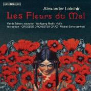 Vanda Tabery, Wolfgang Redik, Grosses Orchester Graz, Michel Swierczewski: Lokshin: Les fleurs du mal - CD