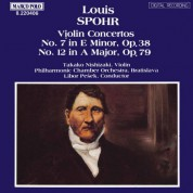 Spohr: Violin Concertos Nos. 7 and 12 - CD