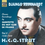 Django Reinhardt: Reinhardt, Django: H. C. Q. Strut (1938-1939) - CD