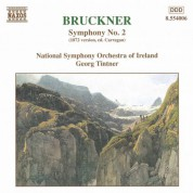 Ireland National Symphony Orchestra, Georg Tintner: Bruckner: Symphony No. 2, Wab 102 - CD