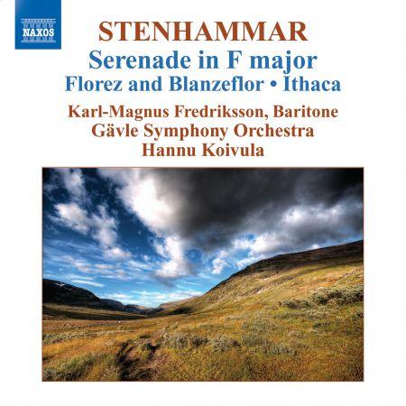 Hannu Koivula: Stenhammar: Serenade in F major - CD