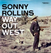 Sonny Rollins: Way Out West - Plak
