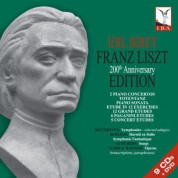 İdil Biret: Liszt 200th Anniversay Edition - CD