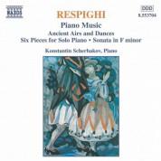 Konstantin Scherbakov: Respighi: Piano Music - CD