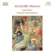 Çeşitli Sanatçılar: Allegri: Miserere and Other Choral Masterpieces - CD