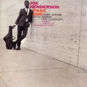Joe Henderson: Page One - CD