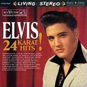 Elvis Presley: 24 Karat Hits (45rpm-edition) - Plak