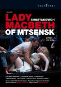 Shostakovich: Lady Macbeth of Mtsensk - DVD