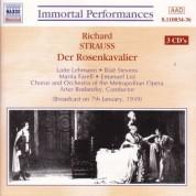 Strauss, R.: Rosenkavalier (Der) (Lehmann / Stevens) (1939) - CD