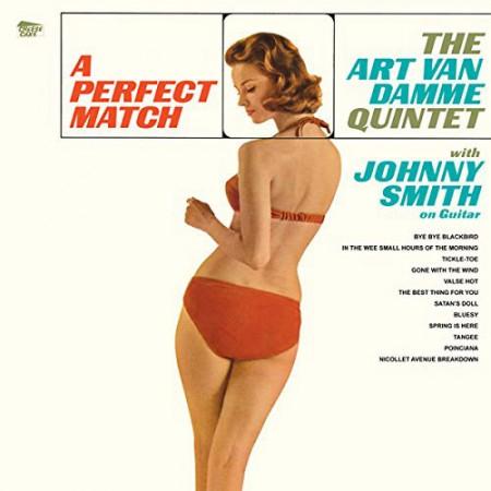 Art Van Damme: A Perfect Match - Plak