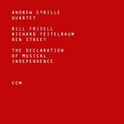 Andrew Cyrille: Declaration of Musical Independence - CD