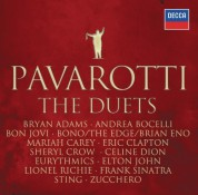Luciano Pavarotti - The Duets - CD