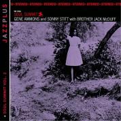 Richard Holmes & Gene Ammons, Gene Ammons: Jazzplus: Soul Summit + Soul Summit Vol. 2 - CD
