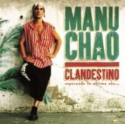 Manu Chao: Clandestino - Plak