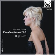 Olga Kern: Chopin: Piano Sonatas no. 2 & 3 - CD