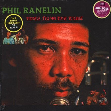 Phil Ranelin: ibes From The Tribe - Plak