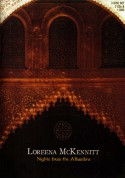 Loreena McKennitt: Nights From The Alhambra (CD + DVD) Box - CD