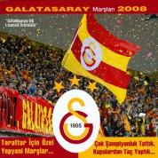 Çeşitli Sanatçılar: Galatasaray Marşları 2008 - CD