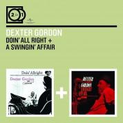 Dexter Gordon: Doin' All Right / A Swingin' Affair - CD