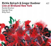 Richie Beirach, Gregor Hübner: Live at Birdland New York - CD