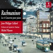 Jean-Philippe Collard, Orchestre du Capitole de Toulouse, Michel Plasson: Rachmaninov: Piano Concertos - CD