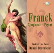 Orchestre de Paris, Daniel Barenboim: Franck: Symphonie, Psyché - CD