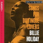 Billie Holiday: Songs For Distingue Lovers - CD