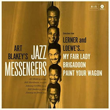 Art Blakey & The Jazz Messengers: Lerner and Loewe's - Plak