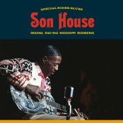 Son House: Special Rider Blues - Plak