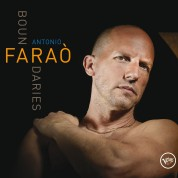 Antonio Faraò Quartet: Boundaries - CD