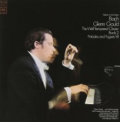 Glenn Gould: J.S. Bach: Well - Tempered Clavier Book 2 - CD