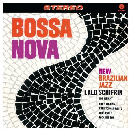 Lalo Schifrin: Bossa Nova (New Brazilian Jazz) - Plak