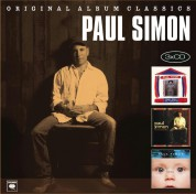 Paul Simon: Original Album Classics - CD