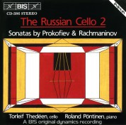 Torleif Thedéen, Roland Pöntinen: The Russian Cello 2 - CD