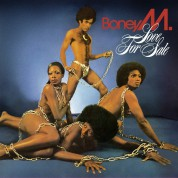 Boney M.: Love for Sale - Plak