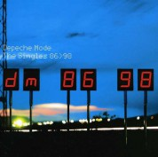 Depeche Mode: The Singles 86>98 - CD