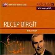 Recep Birgit'ten Seçmeler (TRT Arşiv Serisi 22) - CD