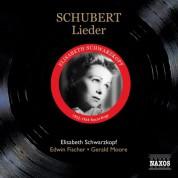 Elisabeth Schwarzkopf: Schubert: Lieder (Schwarzkopf) (1952-1954) - CD