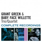 Grant Green: Complete Recordings with Baby Face Willete Trio - CD