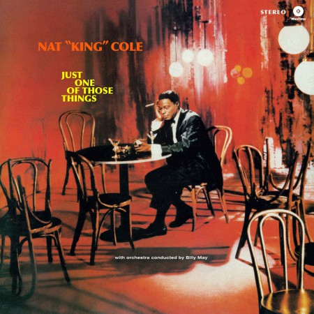 Nat King Cole: Just One Of Those Things - Plak