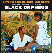 Antonio Carlos Jobim: OST - Black Orpheus + 3 Bonus Tracks - CD
