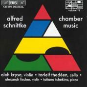 Oleh Krysa, Alexandr Fischer: Schnittke: Chamber Music - CD