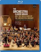 Orchestra Mozart, Claudio Abbado: The Orchestra - Claudio Abbado and the Musicians of the Orchestra Mozart - BluRay
